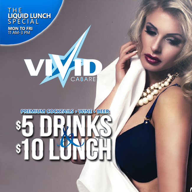 The Liquid Lunch Special
